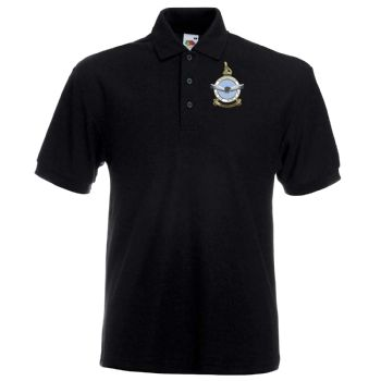 Rhodesian Air Force embroidered Polo Shirt